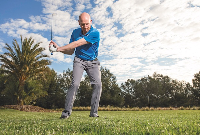 Golf tips: How to get out of thick semi-rough