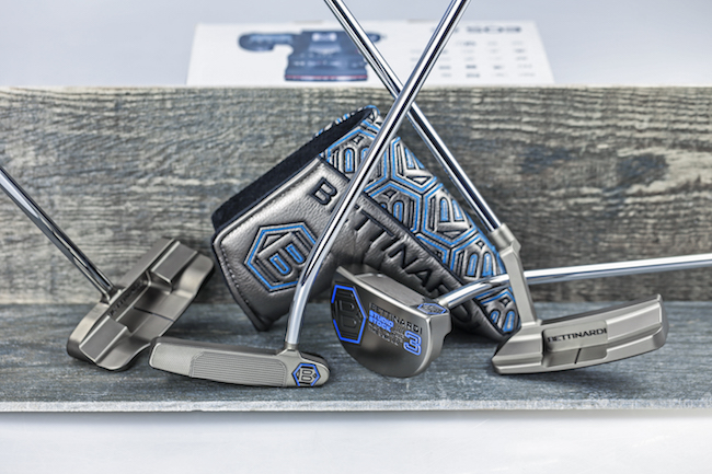 Bettinardi unveils 2017 putters line-up