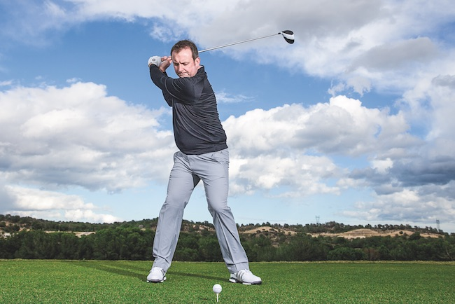 Golf tips: Simple drill for extra power