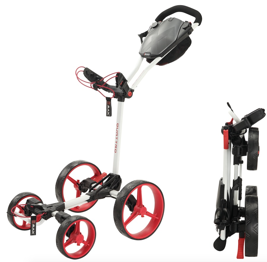 Big Max Blade Quattro trolley released