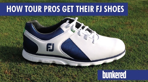 FootJoy: How tour pros get their shoes