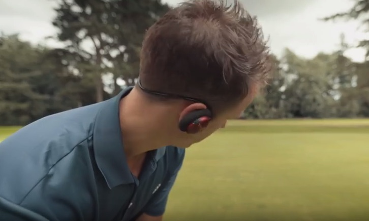 VC Golf headphones to boost your game
