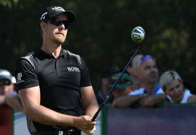 GEAR SHORTS  RIP Stenson's 3-wood, a Flightscope for all?