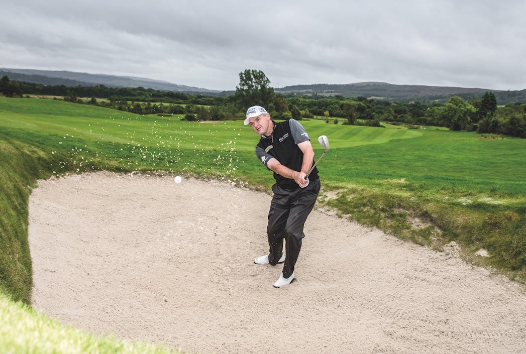 Paul Lawrie: How to beat greenside bunkers