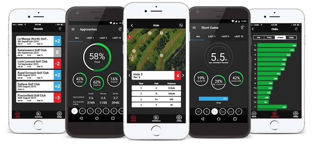 Shot Scope launch iOS/Android versions