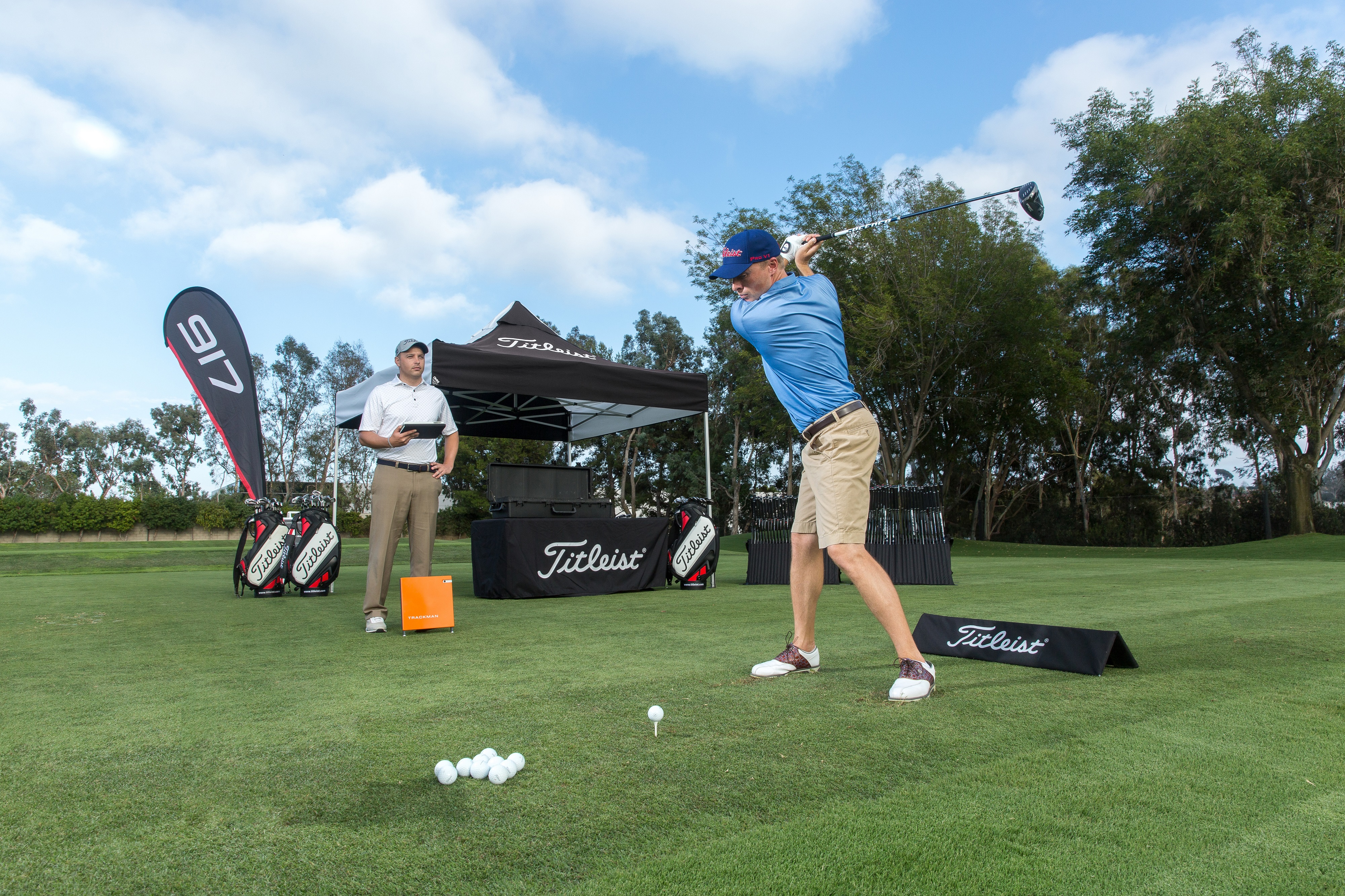 Titleist announce 2017 UK fitting events